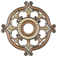 Livex Lighting Ceiling Medallion Accessory in Venetian Patina 8216-57