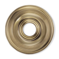 Livex Lighting Ceiling Medallion Accessory in Antique Brass 8217-01