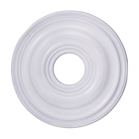 Livex 8217-03 Ceiling Medallion White Accessory