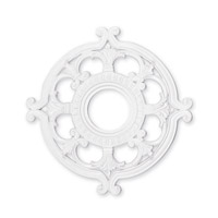 Livex Lighting Ceiling Medallion Accessory in White 8218-03