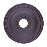 Livex 8219-07 Signature Bronze Ceiling Medallion