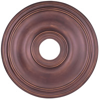 Signature Vintage Bronze Ceiling Medallion