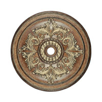 Livex Lighting Ceiling Medallion Accessory in Venetian Patina 8228-57