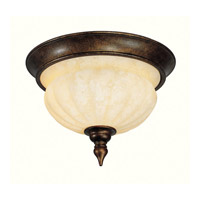Livex Lighting Renaissance 2 Light Ceiling Mount in Moroccan Gold 8447-50