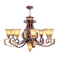 Livex Lighting Villa Verona 8 Light Chandelier 8586-63