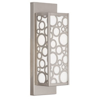 Livex Avalon 1 Light Wall Sconce in Brushed Nickel 86791-91