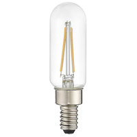 Livex 920208X10 Signature LED T8 Tube E12 Candelabra Base 2.6 watt 3000K Light Bulb Pack of 10