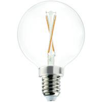 Livex 920211X10 Signature LED G16.5 Globe E12 Candelabra Base 2 watt 3000K Light Bulb Pack of 10