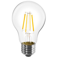 Livex 926041X60 Signature LED A19 Pear E26 Medium Base 4 watt 2700K Light Bulb Pack of 60