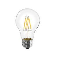 Signature LED A19 Pear E26 8 watt 3000K Light Bulb