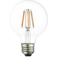 Livex 960812X60 Signature LED G25 Globe E26 Medium Base 8 watt 3000K Light Bulb Pack of 60