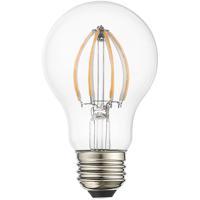 Livex 960815X60 Signature LED A19 Pear E26 Medium Base 8 watt 3000K Light Bulb Pack of 60