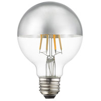 Livex 960832X10 Signature LED G25 Globe E26 Medium Base 7.7 watt 3000K Light Bulb Pack of 10