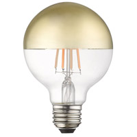Livex 960842X60 Signature LED G25 Globe E26 Medium Base 7.7 watt 3000K Light Bulb Pack of 60