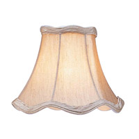 Livex S142 Chandelier Shade Champagne Shade photo thumbnail
