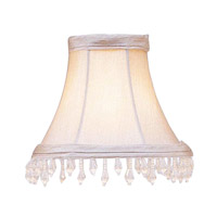 Livex S144 Chandelier Shade Pewter Shade