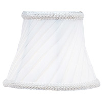 Livex S226 Chandelier Shade White Shade