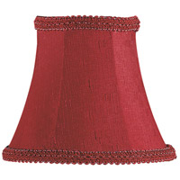 Chandelier Shade Burgundy Shade