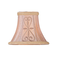 Livex S331 Chandelier Shade Hand Embroidered Shade photo thumbnail