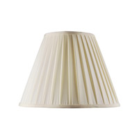 Silk Lamp Shade Off White Shantung Silk Pleat Empire Shade Shade