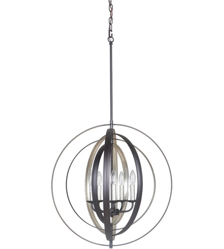 Steel Brentwood Pendants