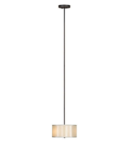 Mariana 721247 Skyline 3 Light 12 inch Torched Copper Pendant Ceiling Light photo
