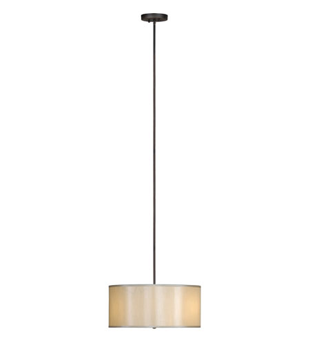 Mariana Imports Skyline 3 Light Pendant in Torched Copper 722047 photo