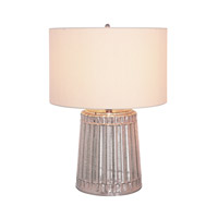 Column 25 inch 100 watt Table Lamp Portable Light