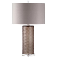 Smokey 27 inch 100 watt Table Lamp Portable Light