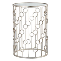 Mariana Signature Table in Silver Leaf 152000