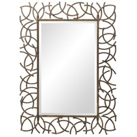 Addison 52 X 38 inch Bronze Mirror Home Decor