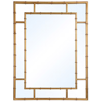 Garrett 43 X 32 inch Gold Mirror Home Decor