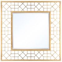 Mariana 152021 Monico 51 X 51 inch Gold Wall Mirror Home Decor