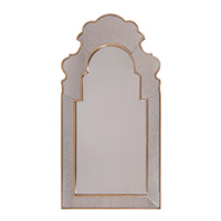 Signature 54 X 27 inch Gold Mirror Home Decor