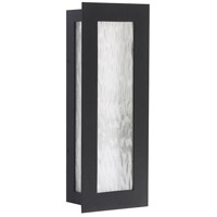 Mariana 181808 Seneca LED 18 inch Black Outdoor Wall Lantern Small