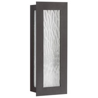 Mariana 181873 Seneca LED 18 inch Bronze Outdoor Wall Lantern Small