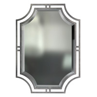 Signature 34 X 24 inch Bronze Mirror Home Decor