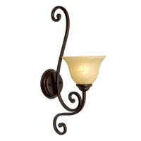 Mariana Aspen 1 Light Wall Sconce in Oil Rubbed Bronze 201090