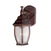 Signature 1 Light 6 inch Heritage Bronze Outdoor Wall Lantern