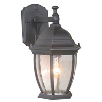 Oxford 1 Light 14 inch Heritage Bronze Outdoor Wall Sconce