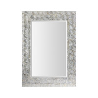 Oyster 36 X 26 inch Oyster Mirror Home Decor