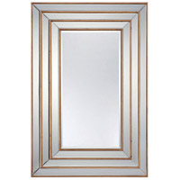 Venus 36 X 24 inch Gold Leaf Mirror Home Decor