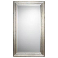 Tristan 72 X 34 inch Champagne Floor Mirror Home Decor