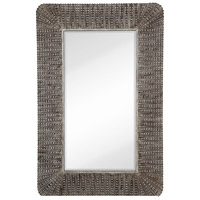 Cleopatra 82 X 52 inch Antique Silver Mirror Home Decor