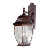 Mariana Signature 3 Light Outdoor Lantern in Heritage Bronze 213137