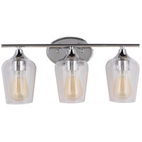 Mariana Steel Bathroom Vanity Lights