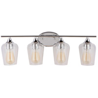 Steel Elba Bathroom Vanity Lights