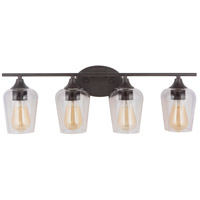 Mariana Bronze Steel Bathroom Vanity Lights