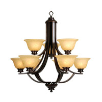 Mariana Loft 9 Light Chandelier in Oil Rubbed Bronze 230990