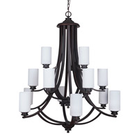 Mariana Loft 15 Light Chandelier in Oil Rubbed Bronze 231590